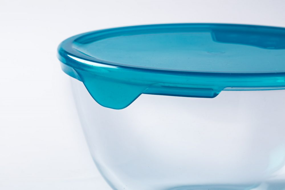 Glass food container Pyrex® Prep&Store 2L